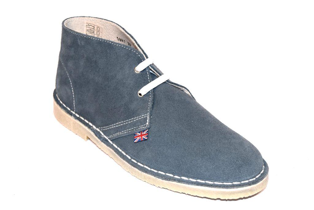 Safari natural 1887 Jeans Polacchine scarpe Clark Uomo Donna