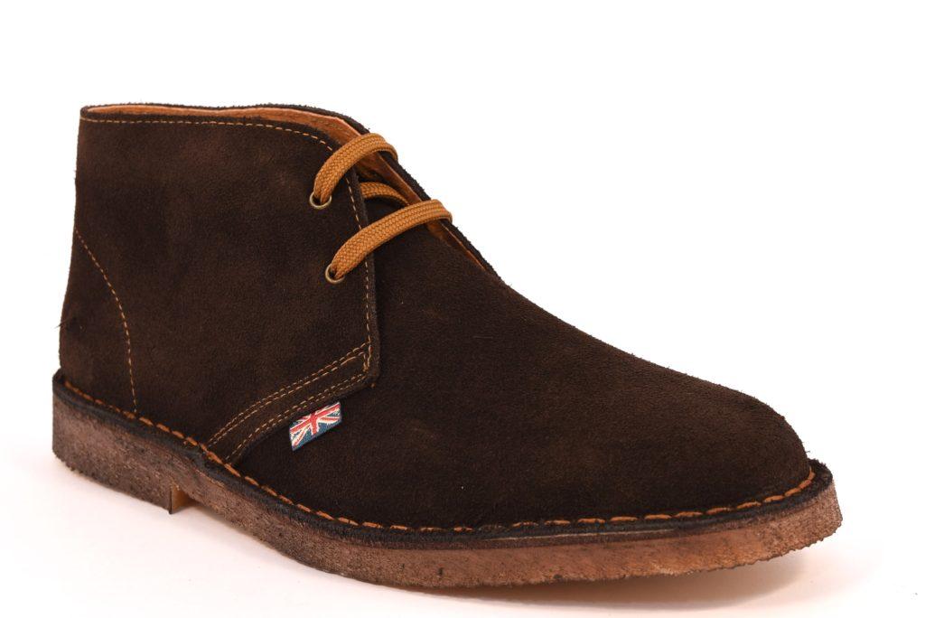 SAFARI NATURAL 87000 T. Moro scarpe, polacchine modello clark