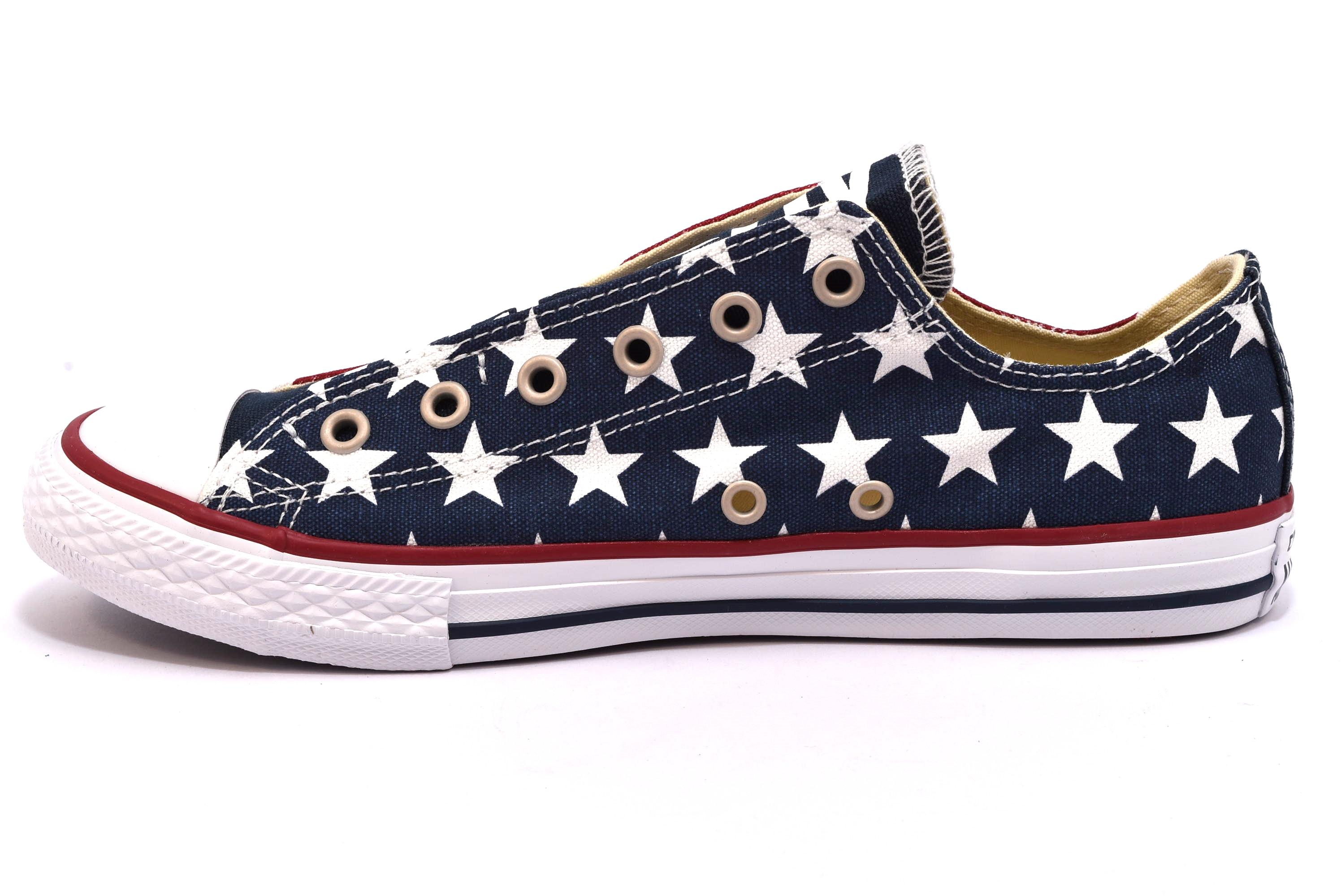 1fdbc361e5602 ... france converse all star 660992c bianca blu rossa scarpe sneakers  primavera estate estive slipon bassa bandiera