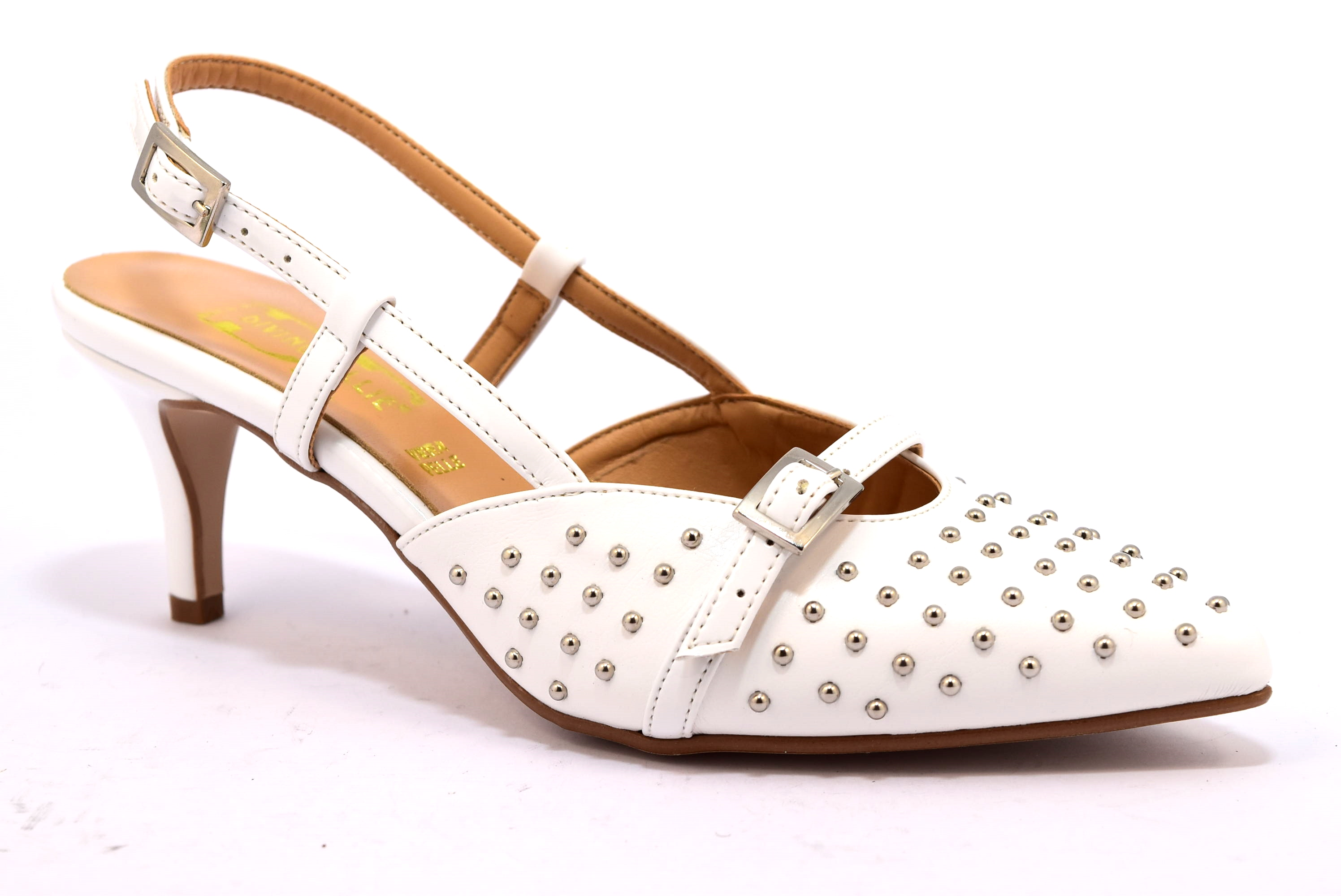 sports shoes eedee 133f3 DIVINE FOLLIE 4032 BIANCO