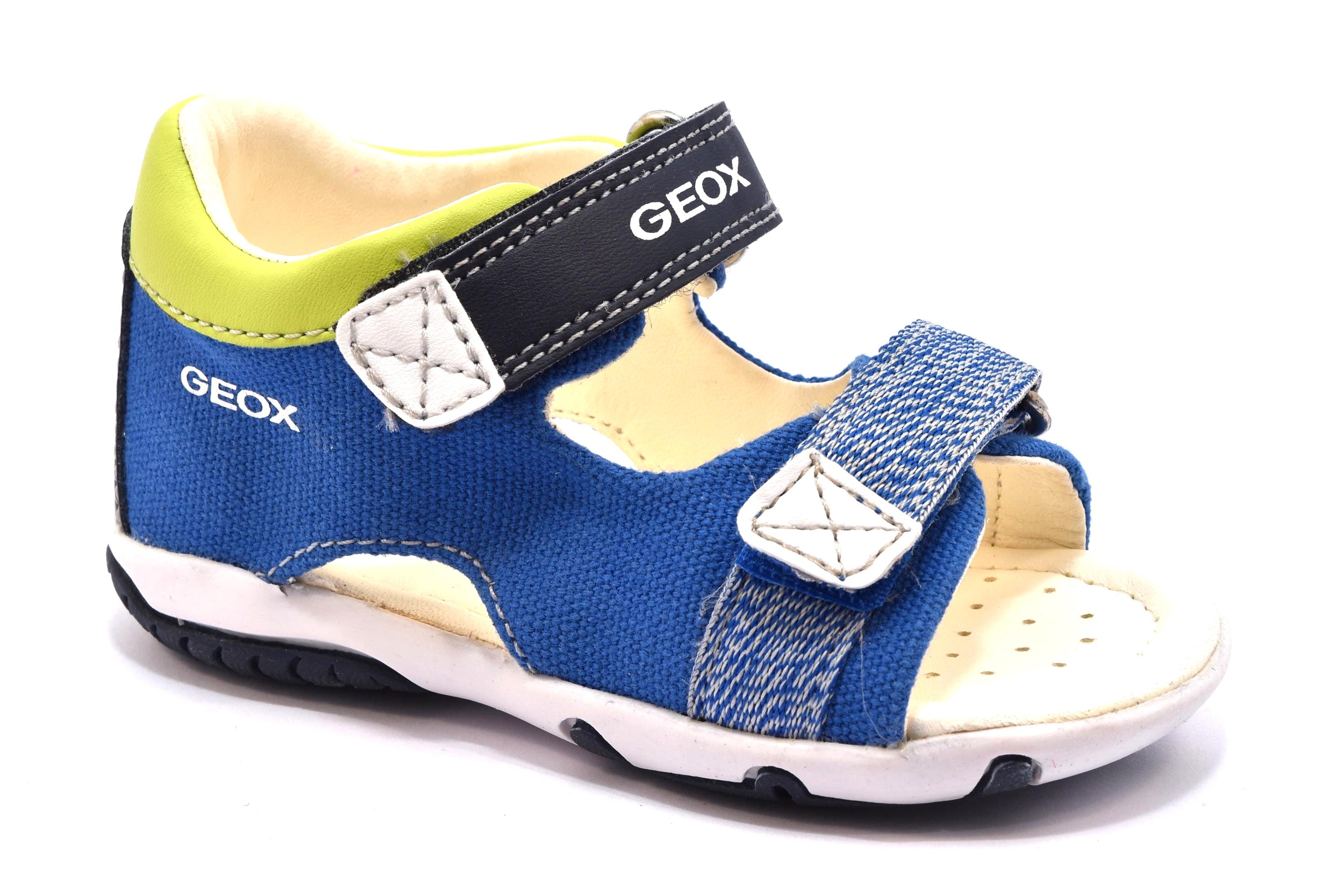 GEOX B82L8B 01054 C4227 ELBA BLU