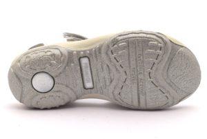PRIMIGI 1378800 BIANCO scarpe sandali bambina strappi brillantini