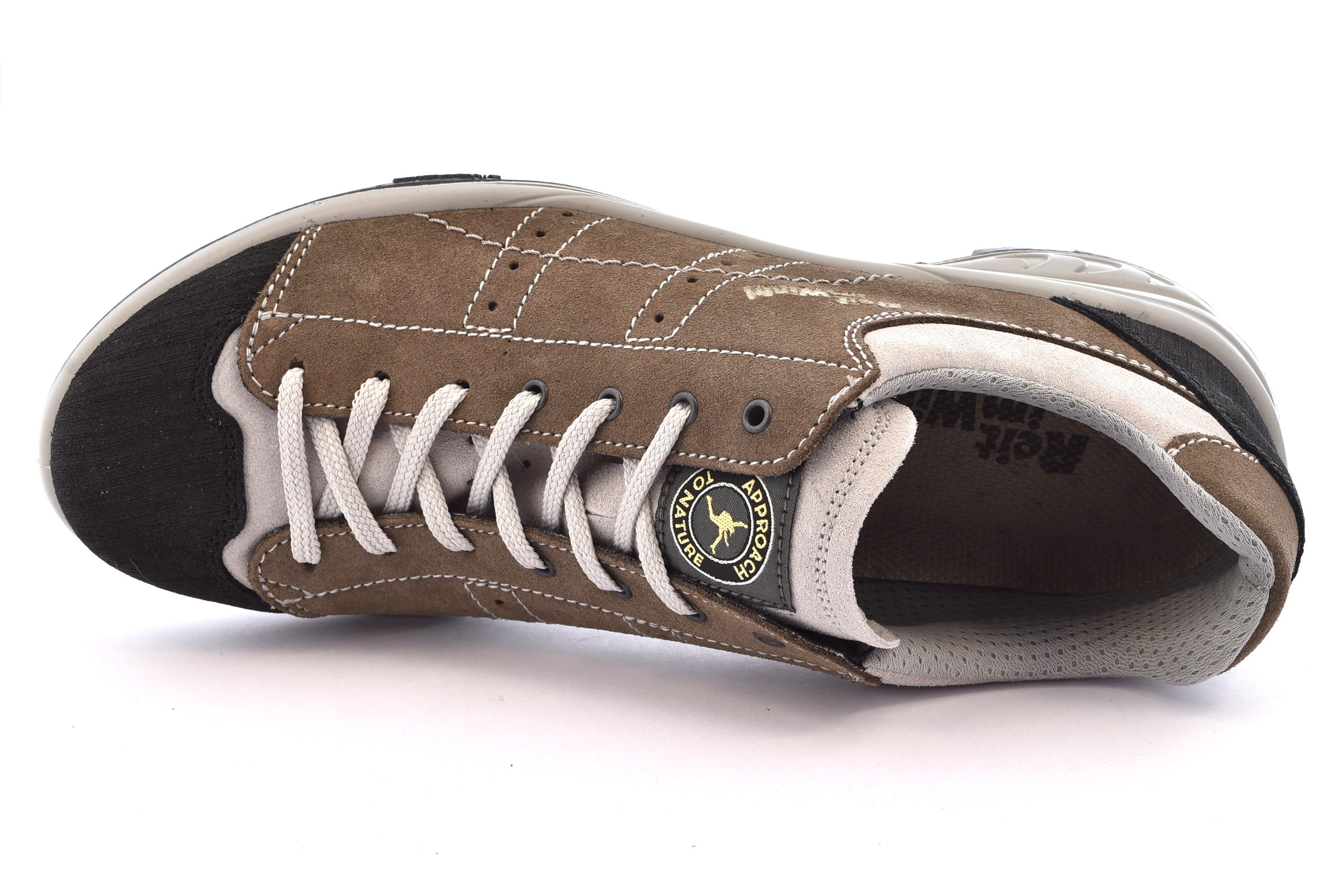 negozio ufficiale super popolare foto ufficiali REIT IM WINKL 12129S22 TORBA scarpe basse trekking uomo ...