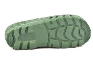SANIFLEX 46 1 VERDE scarpe ciabatte zoccolo uomo donna chiuse plastica antiscivolo giardino orto