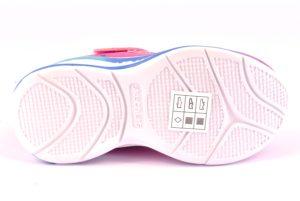 SKECHERS 81390N NPMT FUXIA ROSA cosmic cutie fucsia scarpe sneakers bambina estive strappo stelle