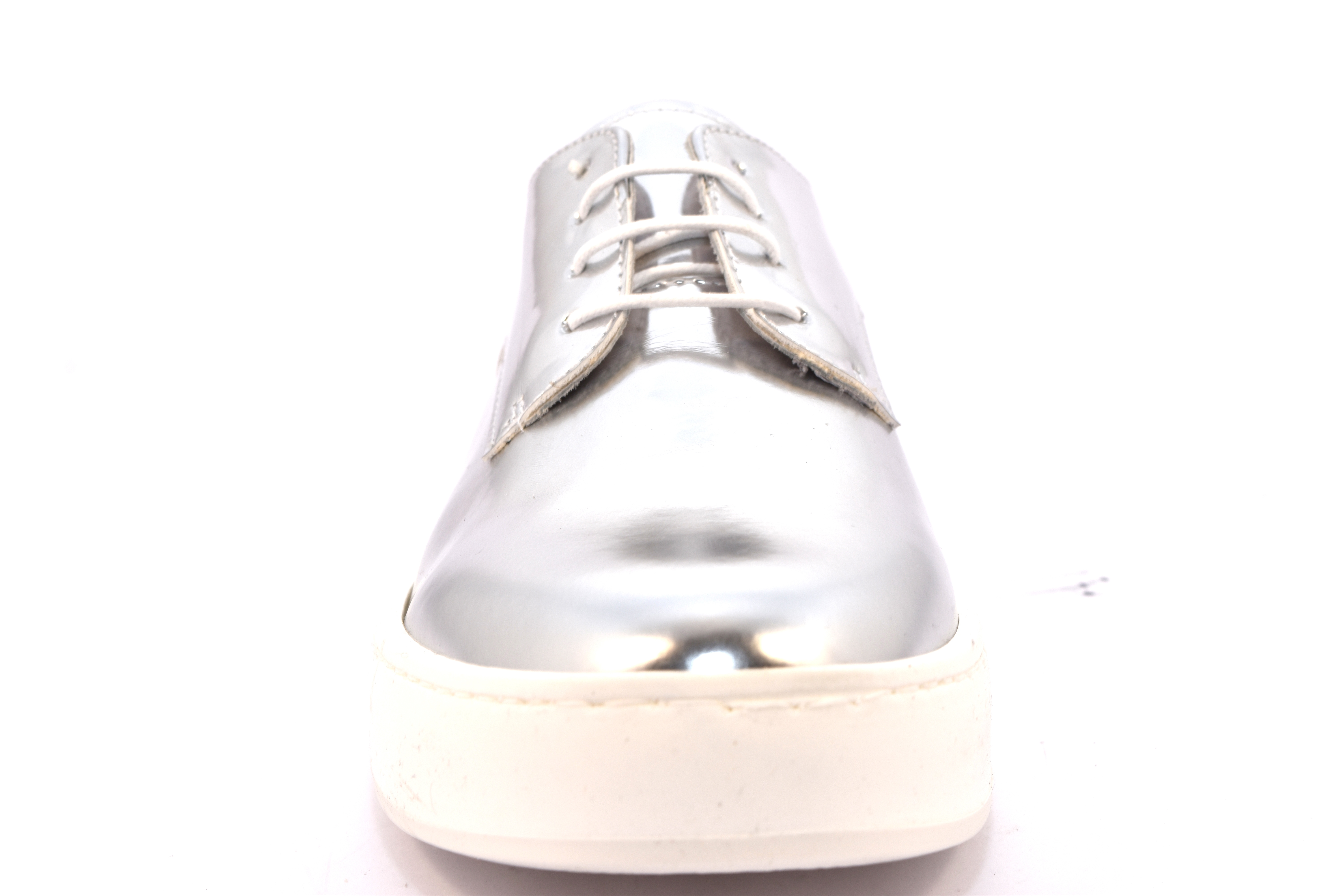 shoesmyfriends FOLLIE sneakers donna 6001 ARGENTO it DIVINE ZTdCqXUwXn