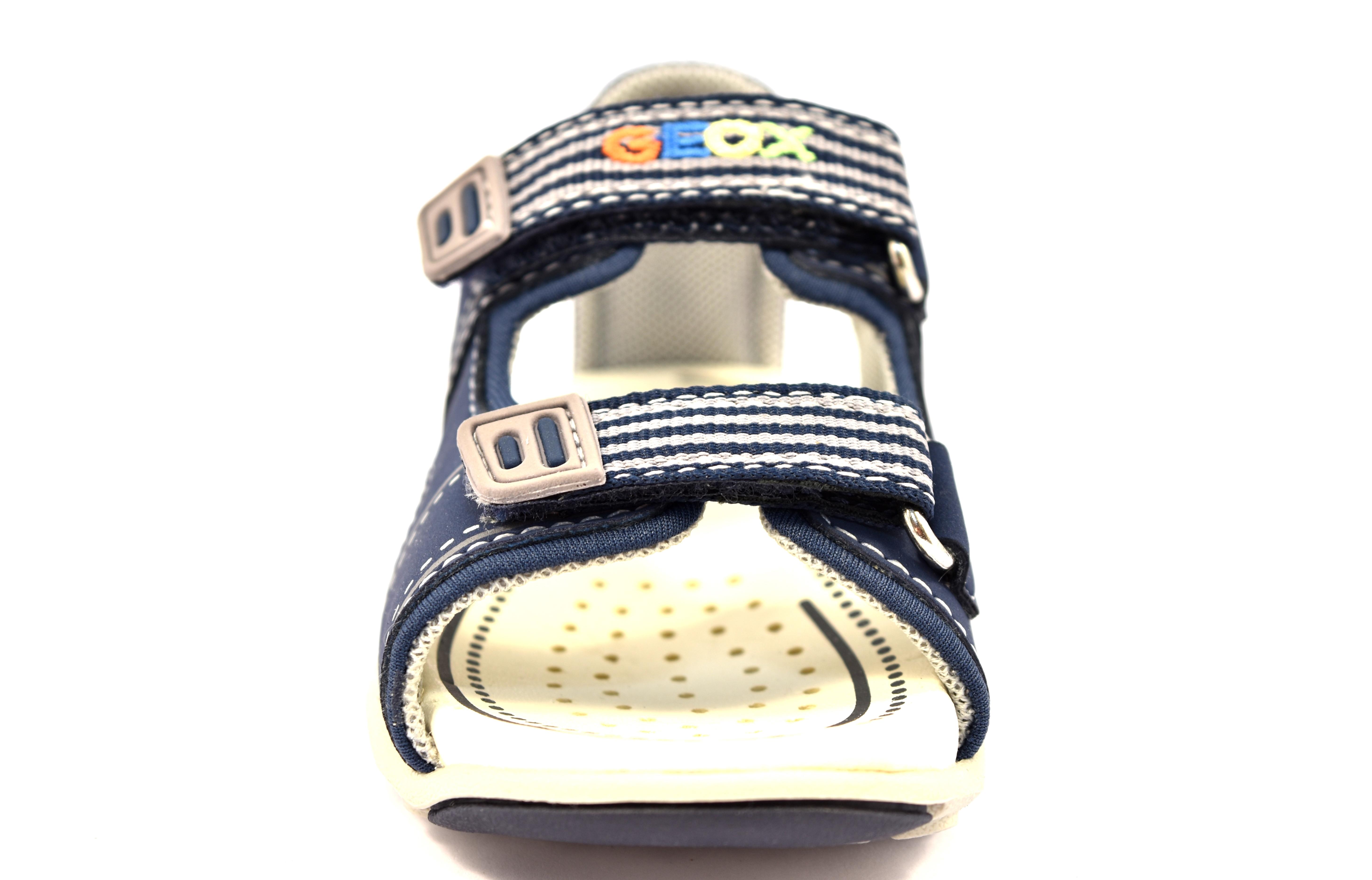 GEOX B721AF 05015 C4226 BLU sandali bambino | shoesmyfriends.it