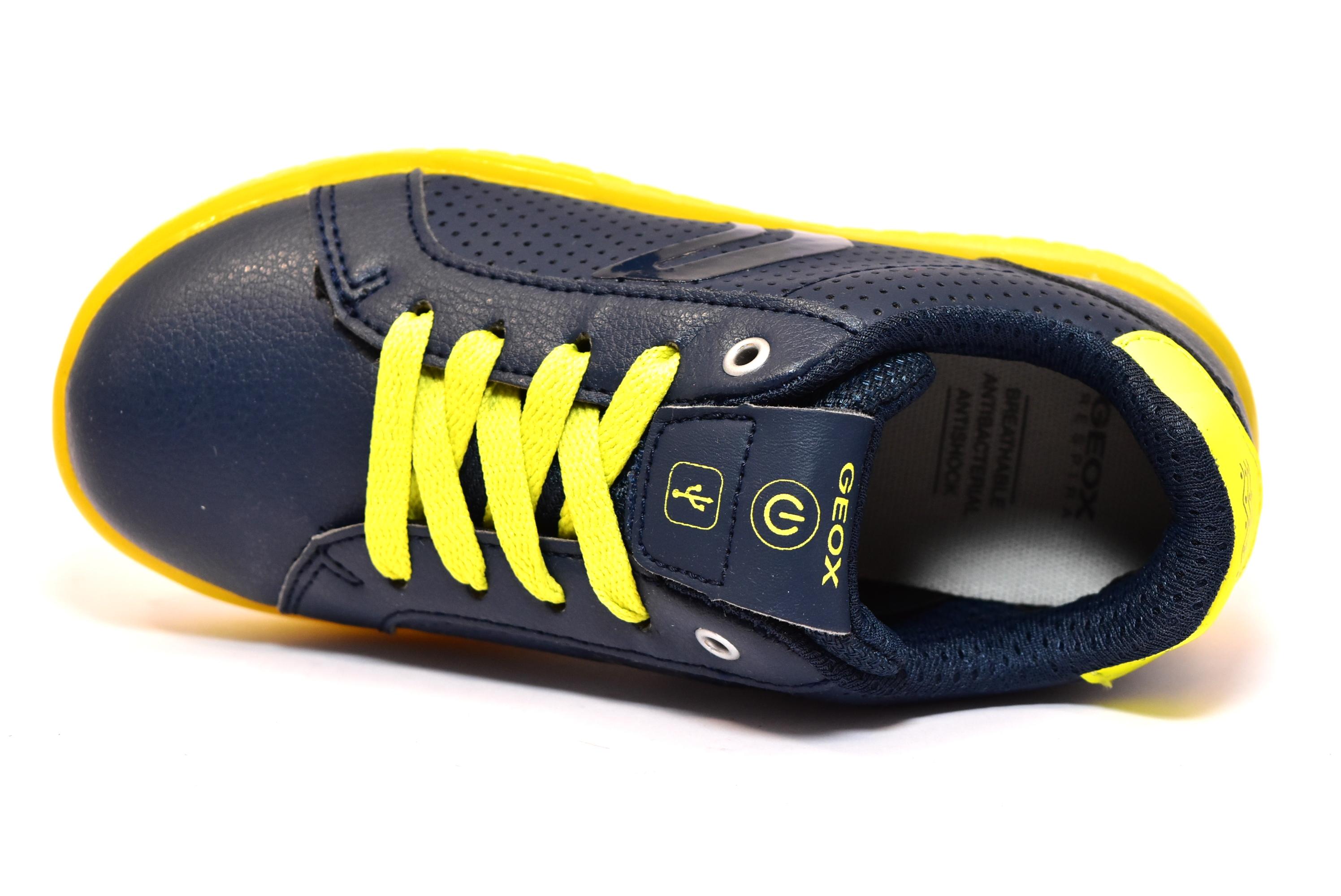 aff6f509f5 Geox Scarpe Bambino Luci C0749 Blu 0bcbu J745pb Sneakers rZqWf4rvc