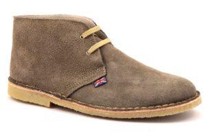SAFARI NATURAL 1887 DESERTO beige scarpe clark desert boot polacchine uomo stringate scarponcini pedule camoscio vera pelle