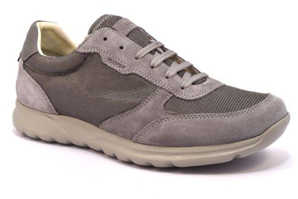 GEOX U820HC 02214 C9007 grigio sneakers uomo | shoesmyfriends.it