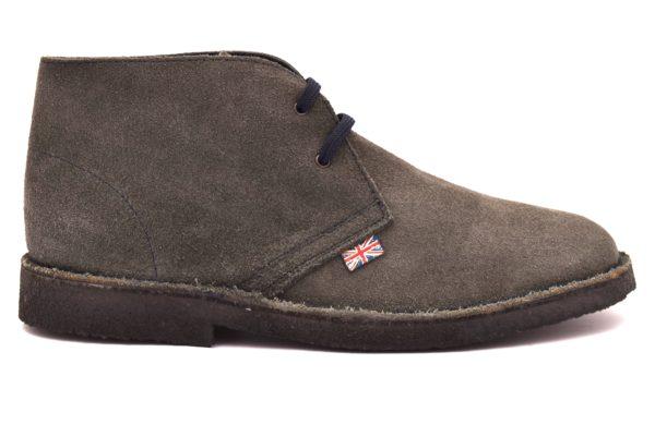 Safari Natural 87000 grigio scuro scarpe polacchine scarponcini clark desert boot collezione autunno inverno primavera estate