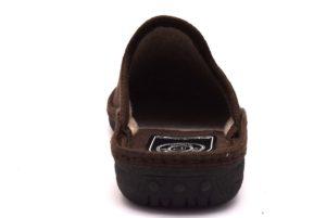 ARIZONA 694 T. MORO Ciabatte Pantofole Uomo Invernali Panno Chiuse Calde Autunno inverno 2018 19