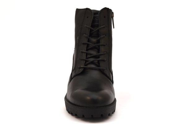IGIeCO 2178200 NERO stivali stivaletti tronchetti tacco alto scarpe moda donna collezione autunno inverno 2018 19