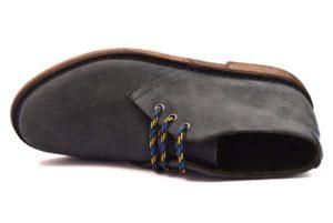 CAFè NOIR JTD744 228 TD744 BLU scarpe polacchine scarponcini clark desert boot collezione autunno inverno primavera estate