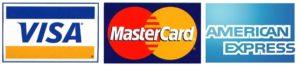 Logo Carta di credito accettate