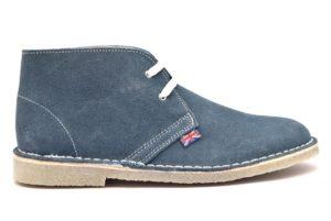 safari natural 1887 jeans desert boot polacchi stile clark collezione primavera estate autunno inverno scarpe uomo stringate