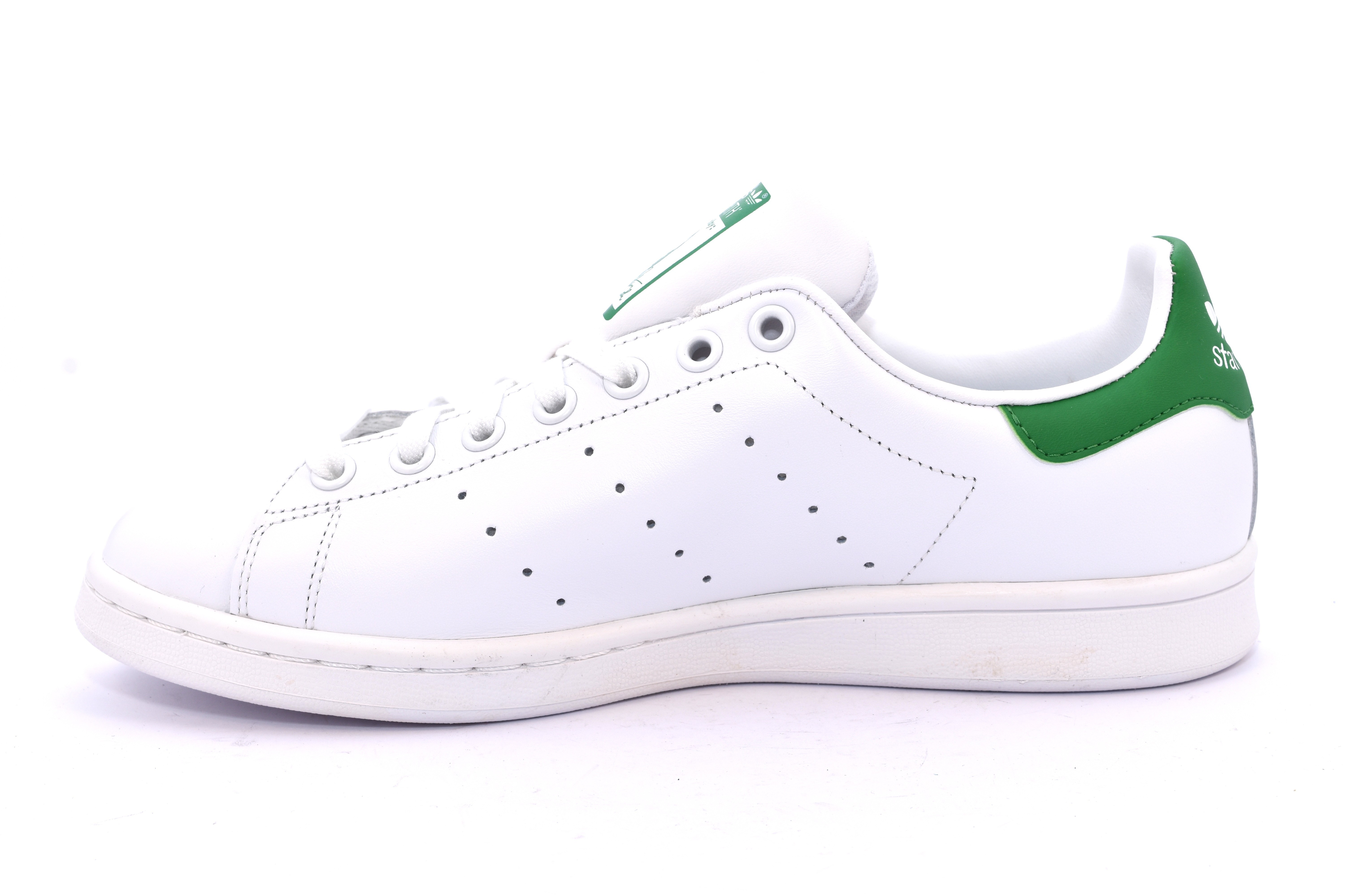 adidas stan smith sneakers bianco verde m20324 2