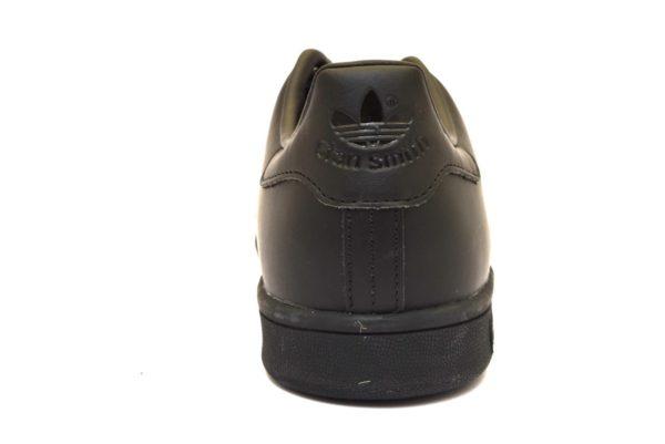 ADIDAS M20327 STAN SMITH NERO Sneaker Uomo Donna Unisex Scarpe da ginnastica Primavera estate