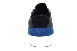 GEOX U926HB 04311 C9147 WARLEY GRIGIO scarpe sneakers uomo primavera estate vera pelle camoscio