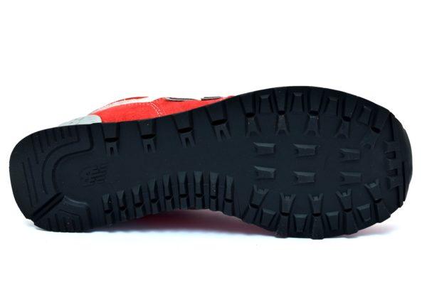 NEW BALANCE ML574ERD ROSSO Scarpe Sneaker Uomo Colori nuovi primaverili stringata