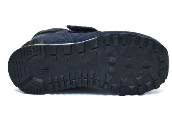 NEW BALANCE YV574ER BLU Scarpe Sneaker Bambino Strappo collezione autunno inverno Scarpe da ginnastica
