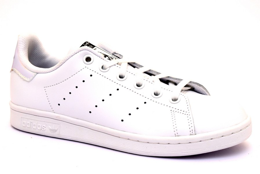 adidas stan smith bianco argento