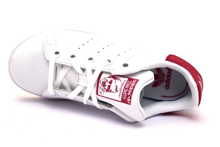 adidas stan smith bianco fucsia