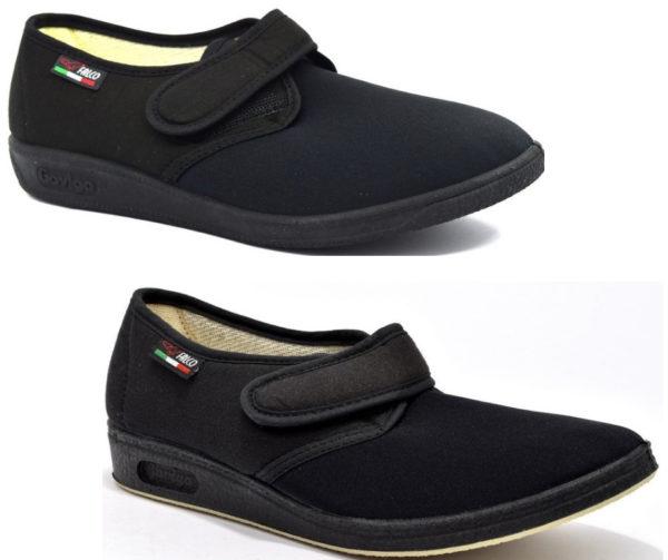 gaviga 2193 193 pantofole estive suola nera suola gialla strappi