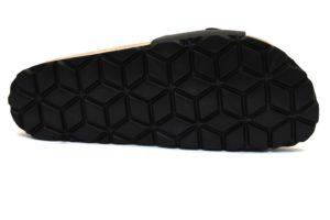 grunland sara cb0323 70 nero ciabatte donna vera pelle ciabatte da mare piscina ciabatte estive