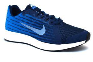 nike 922853 403 downshifter 8 sneaker blu azurre stringate scarpe da ginnastica