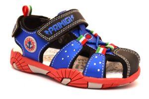 primigi 3458511 blu nero strappi estate sandali