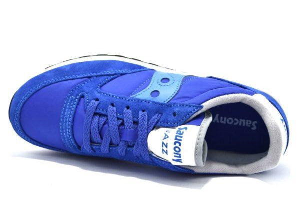 saucony s2044 512 blu sneaker scarpe uomo casual tempo libero lacci estate nuovi arrivi primavera