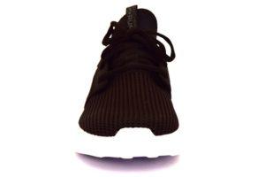 skechers15103 bkw nero sneaker donna ragazzo unisex lacci sport palestra