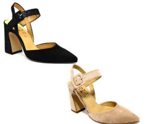divine follie 630pe sandalo scamosciato cinturino