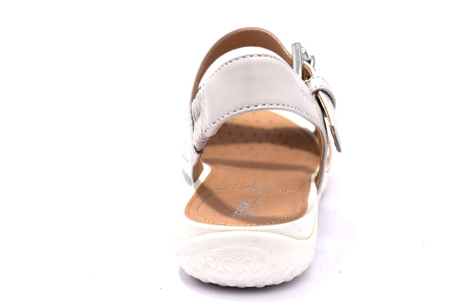 GEOX D92R6E 00043 C1002 Sandali bassi donna | shoesmyfriends.it