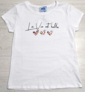 tshirt-5a-la-vie-est-belle-multicolor