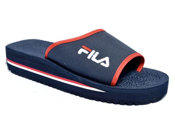 fila 1010289 29y tomaia slipper ciabatte a fascia da piscina e da uomo in tessuto primavera estate