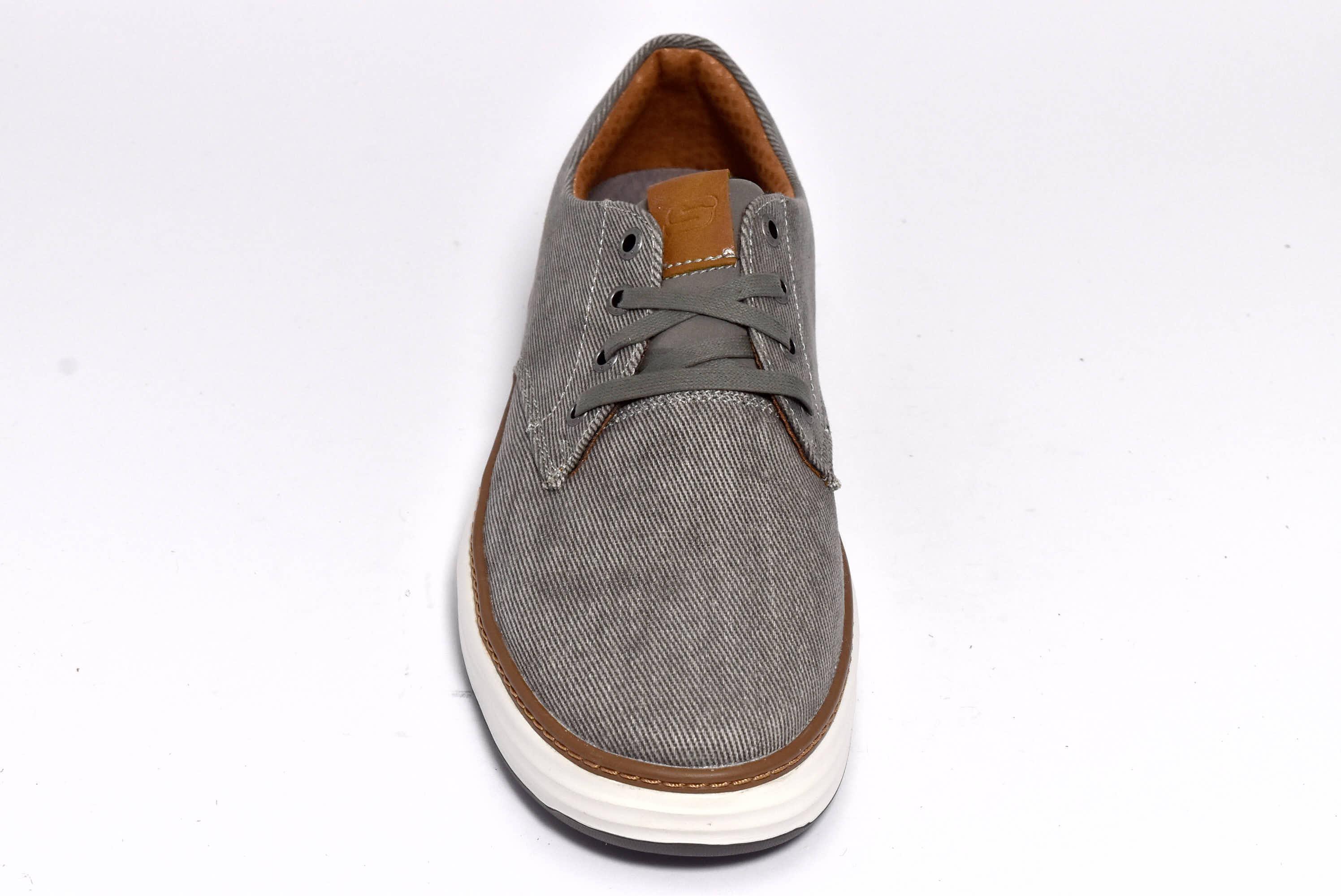 SKECHERS 65981 TPE TAUPE Sneaker Uomo | shoesmyfriends.it