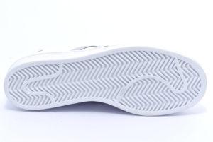 adidas aq3091 superstar bianco argento scarpe sneakers invernali donna collezione autunno inverno