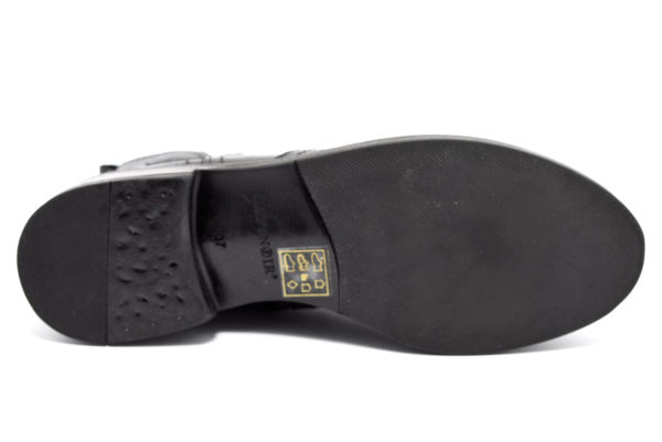 cafenoir hfc151 659 fc151 nero scarpe tacco blocchetto stivaletti invernali donna collezione autunno inverno