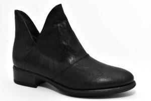 igieco 4176100 nero scarpe stivaletti invernali bassi invernali da donna autunno inverno