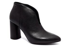 IgieCo 4186533 nero scarpe tronchetti tacco alto invernali da donna autunno inverno