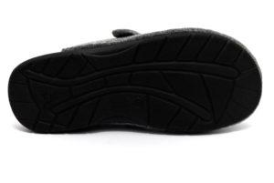 arizona by patrizia 633 grigio ciabatte pantofole lana cotta da infilare ciabatte pantofole invernali da uomo collezione autunno inverno