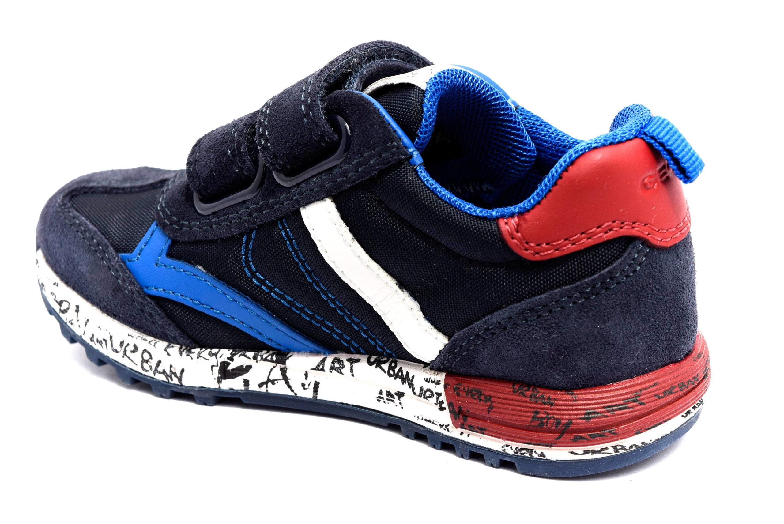 GEOX B943CC 0FU22 C4244 ALBEN Scarpe Bambino | shoesmyfriends.it