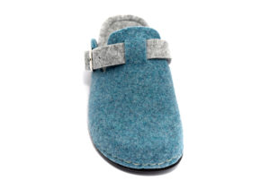 grunland reps ci0795 a6 sky cenere azzurro grigio ciabatte pantofole lana cotta slipon ciabatte pantofole invernali da donna collezione autunno inverno