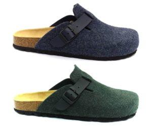 grunland robi cb0185 40 multipla ciabatte pantofole lana cotta da infilare ciabatte pantofole invernali da uomo collezione autunno inverno