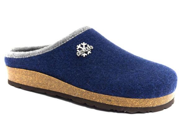 grunland sara cb0169 11 jeans ciabatte pantofole lana cotta slipon ciabatte pantofole invernali da donna collezione autunno inverno