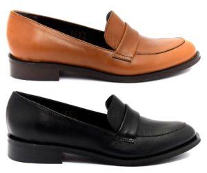 divine follie dora 1082c multipla scarpe vera pelle da infilare tacco basso mocassini invernali da donna collezione autunno inverno