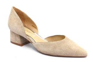 cafenoir glc533 2330 lc533 nude scarpe vera pelle da infilare tacco medio décolleté estive da donna collezione primavera estate