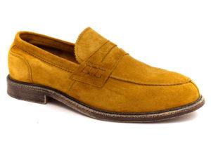 cafenoir grn631 230 rn631 ocra scarpe camoscio da infilare mocassini estive da uomo collezione primavera estate